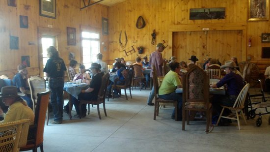Clearview Horse Farm B&B: Cowboy Lodge