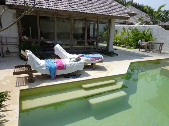 Evason Hua Hin:                   Our daily spot