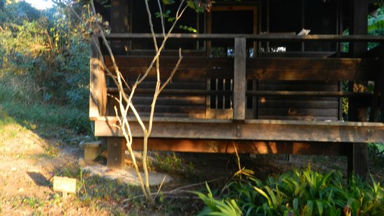 Ridge to Reef Farm at VISFI:                   my suite