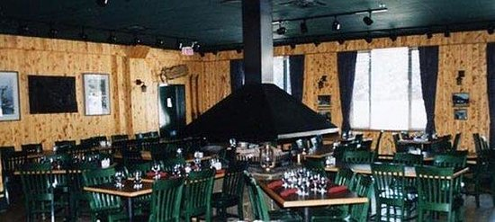 Manning Park Resort: Pinewoods Dining