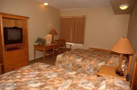 Manning Park Resort: Queen Suite