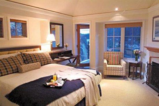 Poets Cove Resort & Spa: View