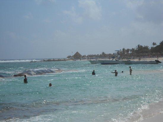 Grand Bahia Principe Coba:                   Tulum beach                 