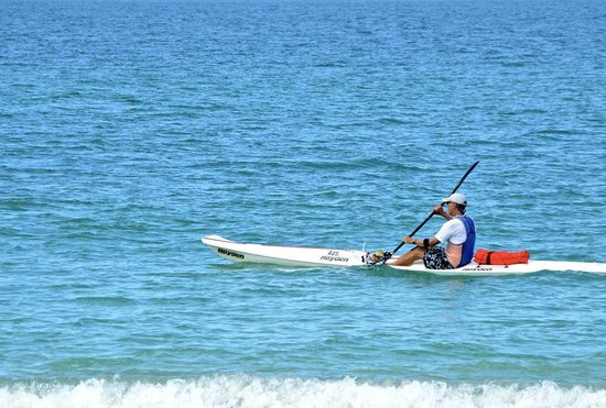 Gulfside Beach Club: Kayaking