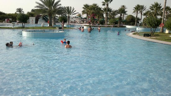 Djerba Plaza Hotel & Spa:                   Nice pool