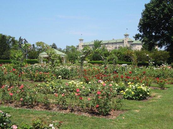 The Hotel Hershey: Hershey Gardens