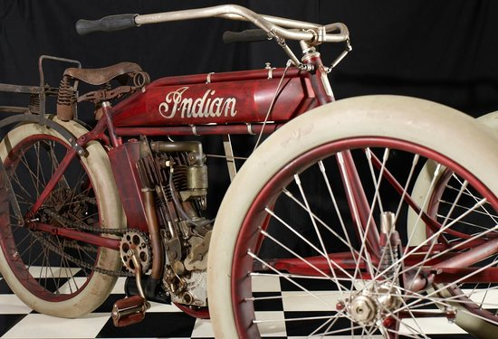 Sturgis Motorcycle Museum & Hall of Fame: 1910 Indian Tri-Car