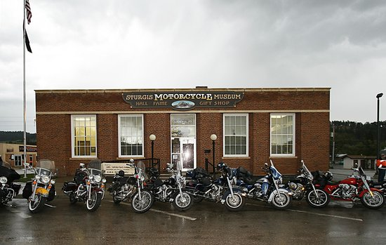 Sturgis, SD: Located in the motorcycle mecca of the world!