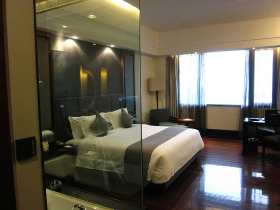 Worldhotel Grand Dushulake Suzhou: Worldhotel Grand Dusulake Suzhou Room 2