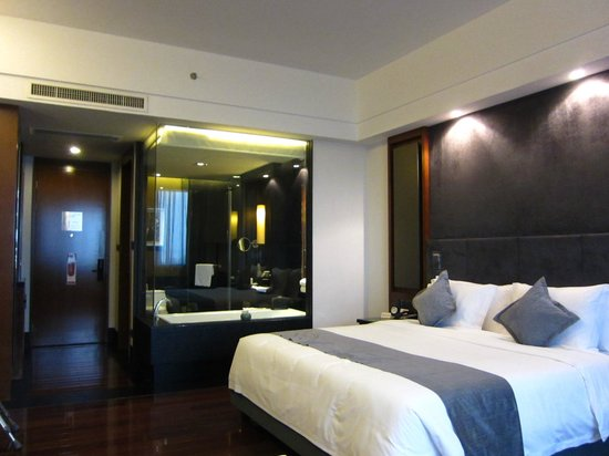 Worldhotel Grand Dushulake Suzhou: Worldhotel Grand Dusulake Suzhou Room 1