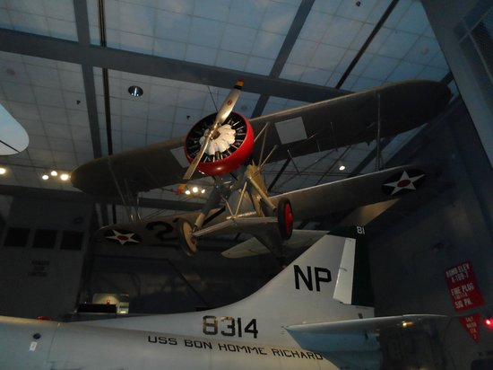 National Air and Space Museum : WW1