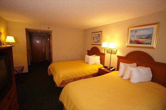 Americas Best Value Inn & Suites Augusta/Garden City: Guest Room