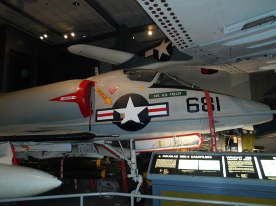National Air and Space Museum: Even Jets