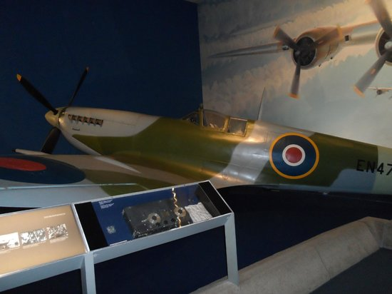 National Air and Space Museum: Spitfire