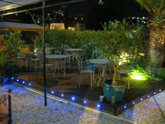 Hotel Villa Florida: la nuit....