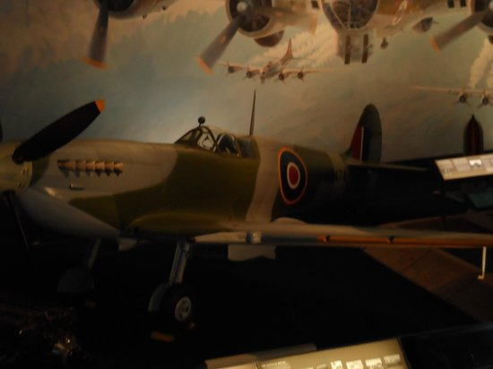 Smithsonian National Air and Space Museum: Spitfire
