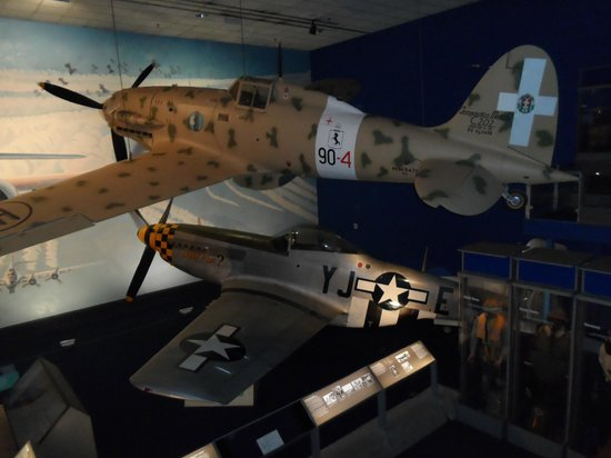National Air and Space Museum: WW2