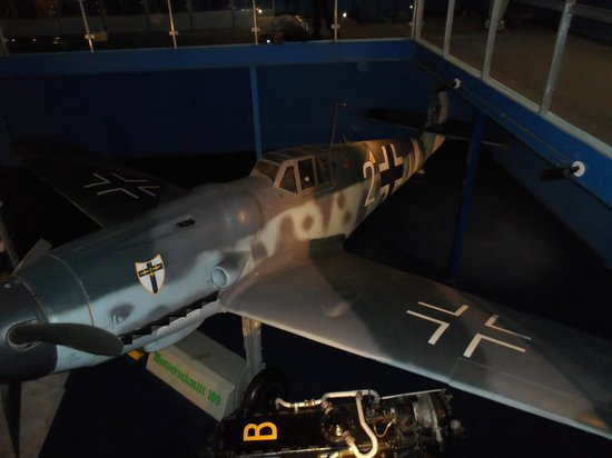 National Air and Space Museum: German WW2
