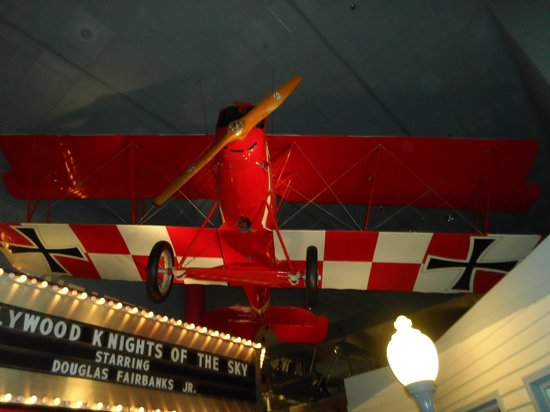 Smithsonian National Air and Space Museum: Bi Plane