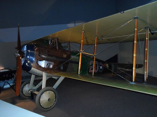 National Air and Space Museum : Bi Plane