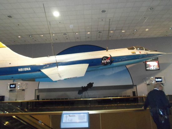 National Air and Space Museum : Nasa