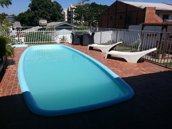 Iguassu Guest House:                   pool