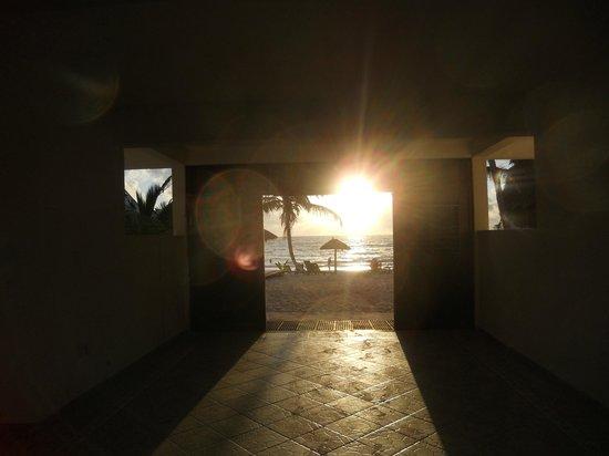 Amelie Tulum:                   la porta verso la spiaggia