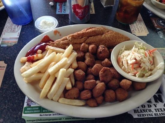 Lindig's :                   Half order.   catfish plate