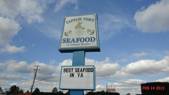 ‪Captain Tom's Seafood‬