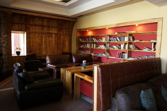 Delphi Resort:                   Library