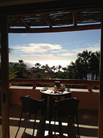 Esperanza - An Auberge Resort:                                     room with a view
