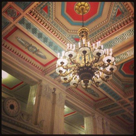 Parliament Buildings: Ceilings at Stormont