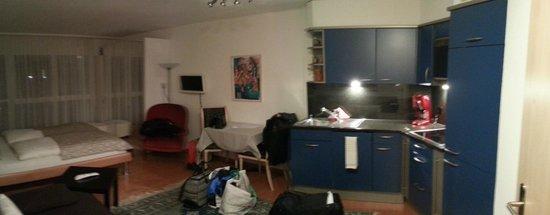 Chalet-Hotel Larix:                   Camera/Room