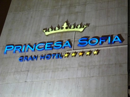 Gran Hotel Princesa Sofia: The Princesa