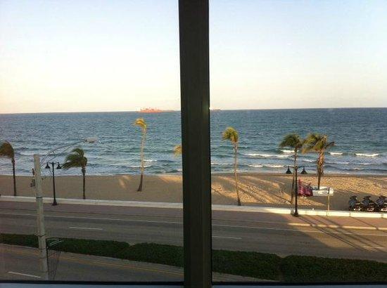 سنووز: View from the window