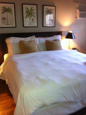 La Te Da Hotel: Comfy bed