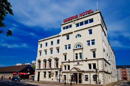Best Western Queens Hotel