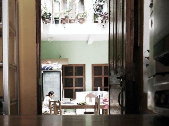 Hotel y Restaurante El Peregrino:                   interno