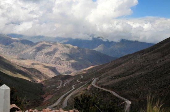 MTB Aventura Salta:                   Andes Mountain, Jujuy Area Argentina