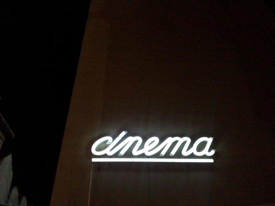 Cinemateca Portuguesa:                                     neon