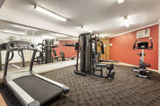 Bridgewater Apartments: Gym