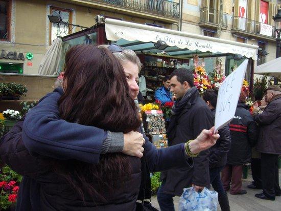 BCN Market Inn: Abbracci gratis sulla Rambla