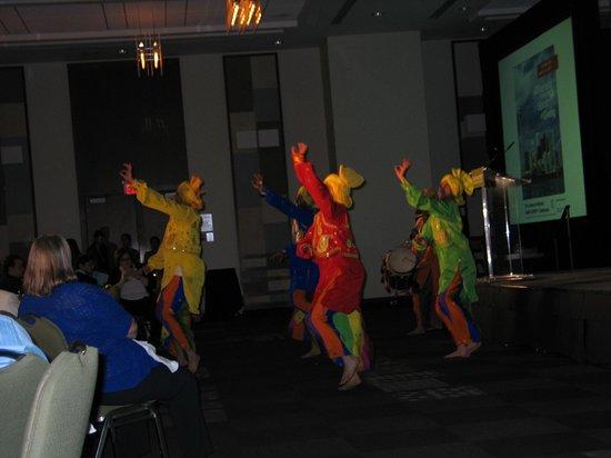 Hilton Toronto: Spectacle pour congrès