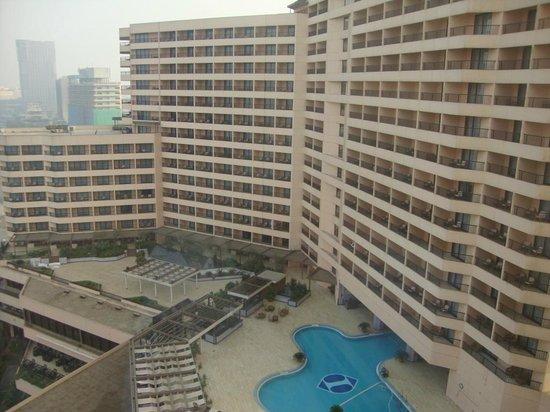 InterContinental Cairo Semiramis: Hotel front