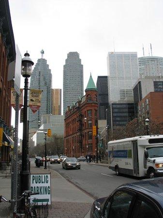 Hilton Toronto: Quartier historique