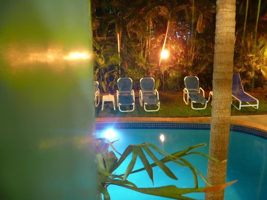 The Palms At Palm Cove:                   Relaxing pool.
