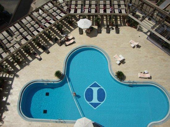 InterContinental Cairo Semiramis: Pool