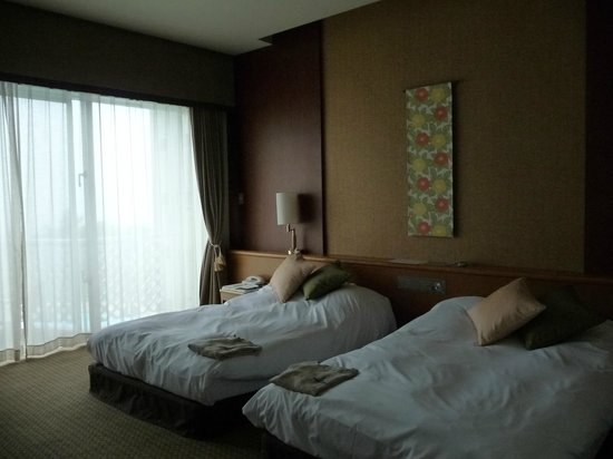 The Southern Links Resort Hotel:                   広くて快適
