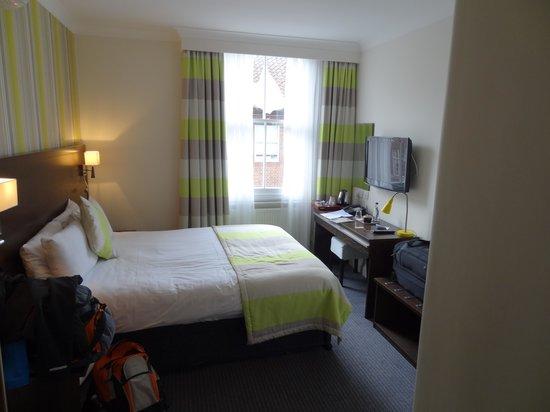 The Bocardo: room
