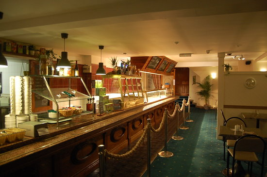 The Grand Hotel: Carvery Restaurant